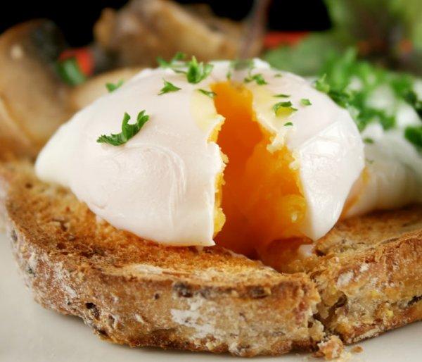 Яйцо пашот мастер класс своими руками #11
