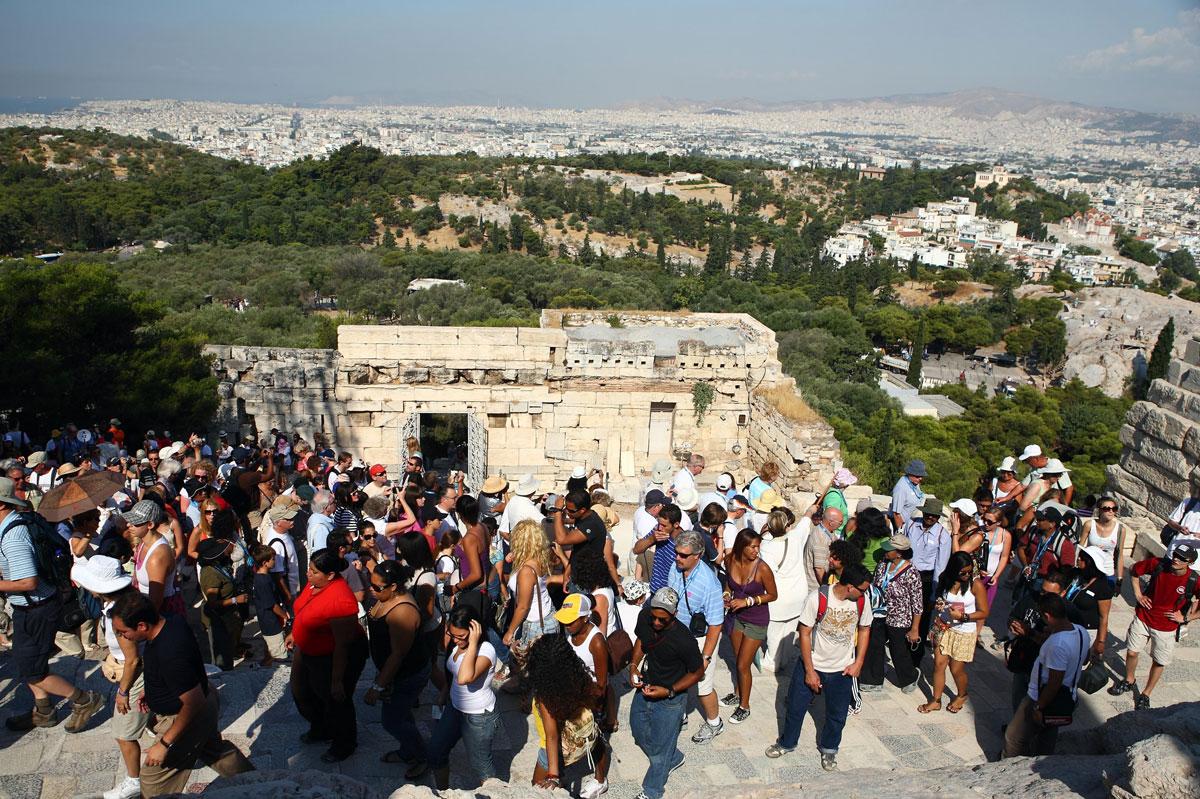 Gay greece tourism