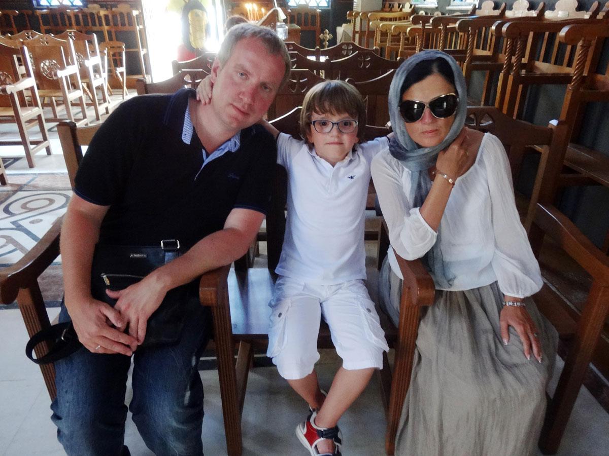 Диана Гурцкая : биография, личная жизнь, семья, муж, дети фото - Алабанза