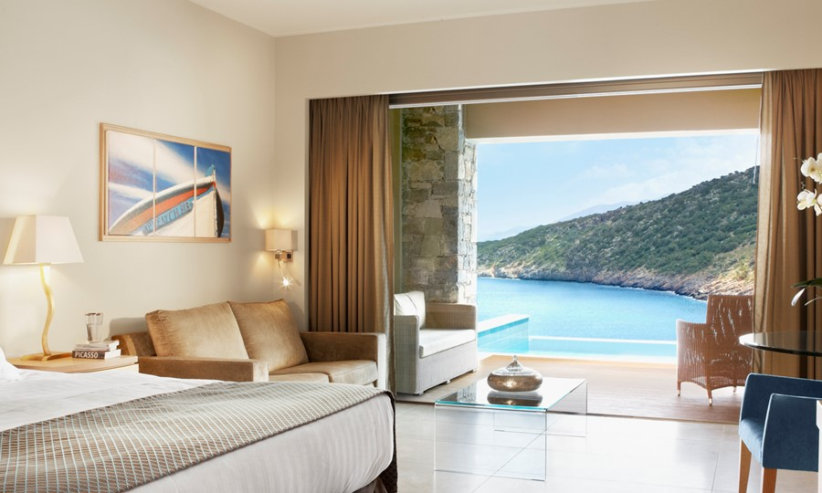 Daios Cove Luxury Resort & Villas. Номер Deluxe