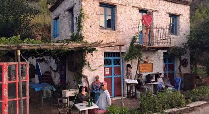 Картинки по запросу фото греческая деревня
