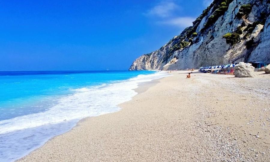 Пляж Эгремни