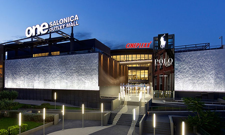 фото: One Salonica Outlet Mall