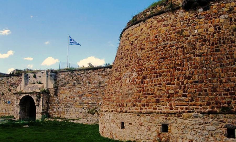 Крепость Хиоса