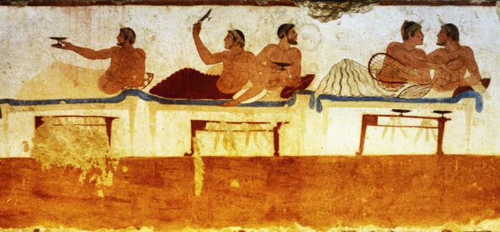 Древние изображения гомосексуализма