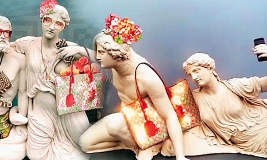 Gucci желает провести показ мод на Акрополе