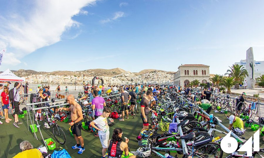 TRIMORE Syros Triathlon