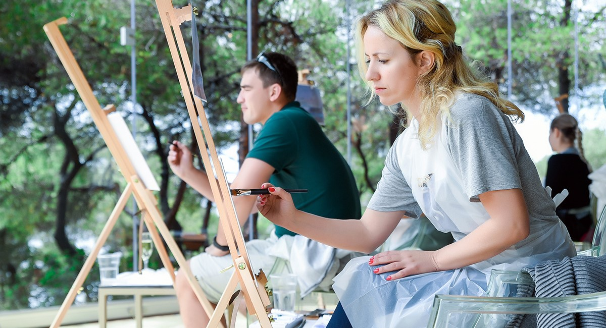 TOP 20 Grecotel Art Academy 22.05-28.05.17 Афины – Миконос – Аттика