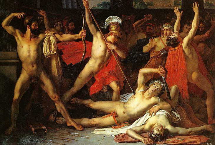 odyssey and telemachus
