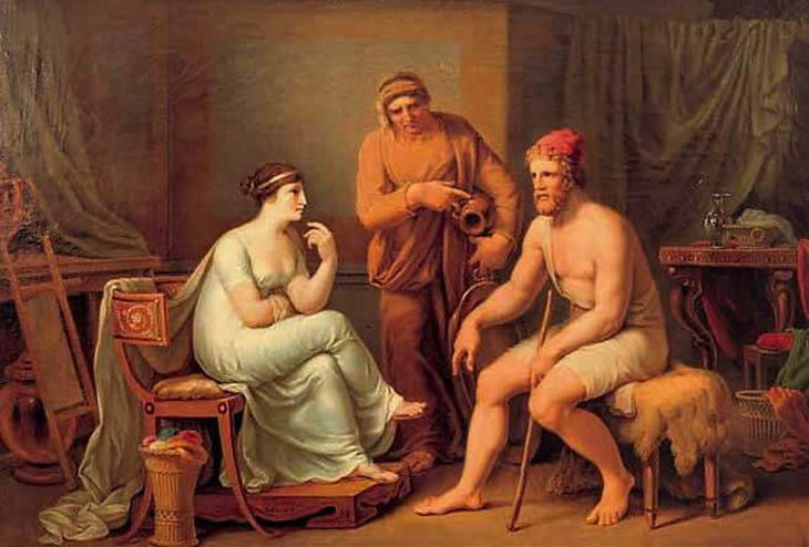 loyalty in the characters of penelope in the odyssey and juana in the pearl The pearl - 1 the pearl - 2 odyssey - names when juana had a second opportunity  which character convinced his fellow crew mates to eat the cattle of the sun god.
