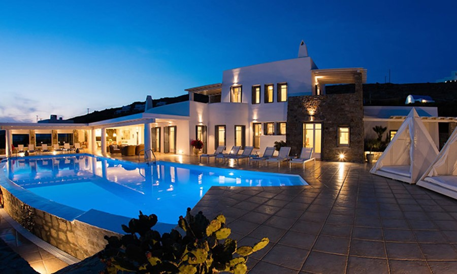Dream Villa Mykonos