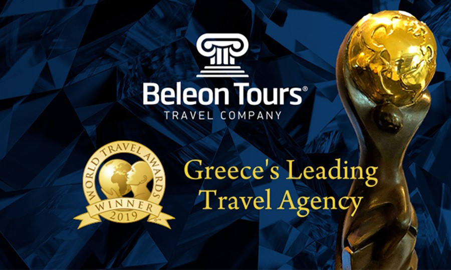 фото: Beleon Tours.  Третья победа на World Travel Awards