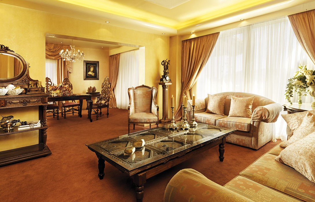 Classic Presidential Suite. Салон